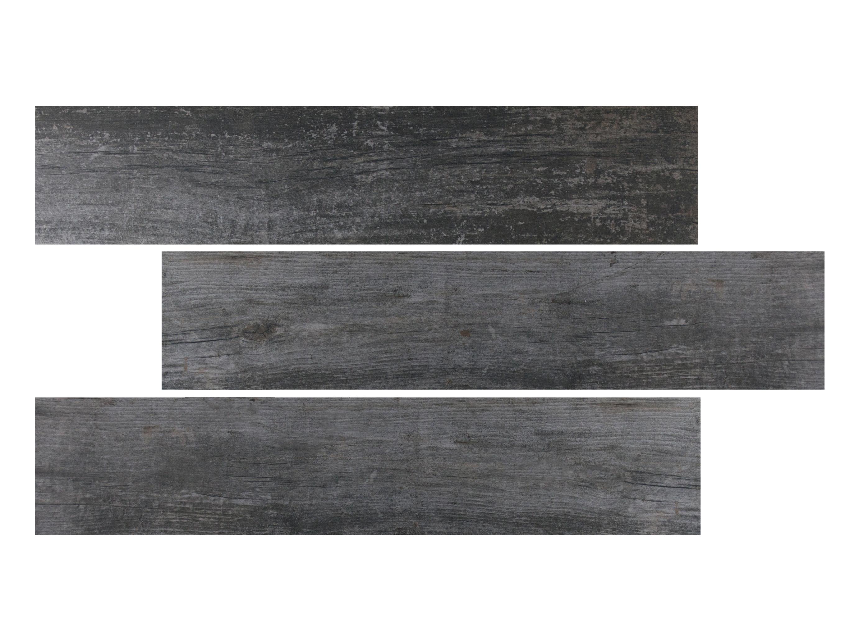 European Dark 8x36 Wood Look Tile